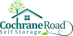 Cochrane Road Self Storage logo